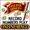 Record numbers play online bingo