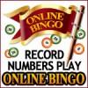 Record numbers play online bingo